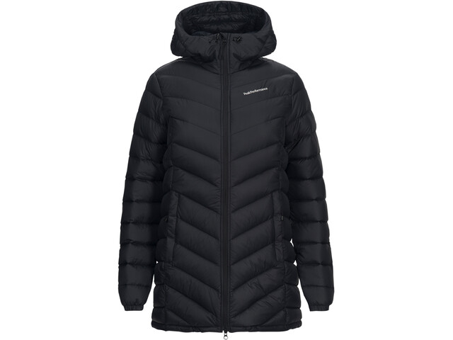 Peak Performance Frost Down Parka Damen black